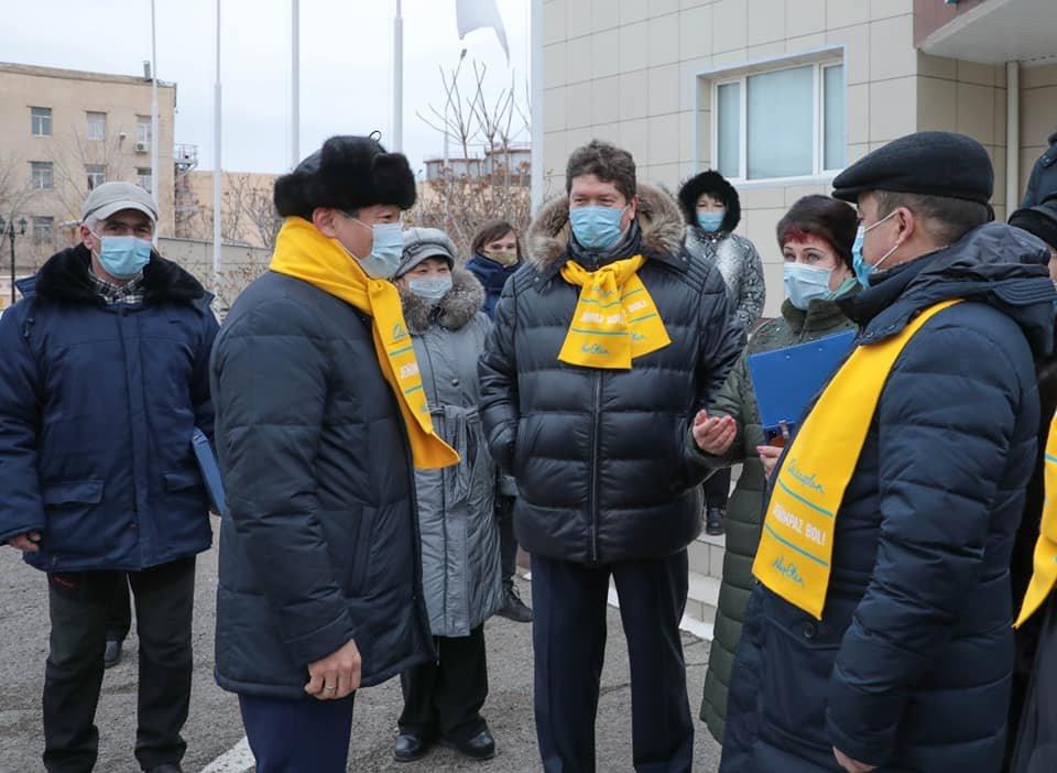 Ежегодную индексацию солидарных пенсий пообещал Nur Otan, фото-3