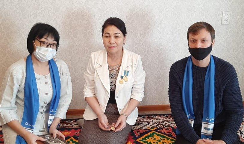 Nur Otan: Расширять сферу применения государственного языка и развития языков народа Казахстана, фото-1