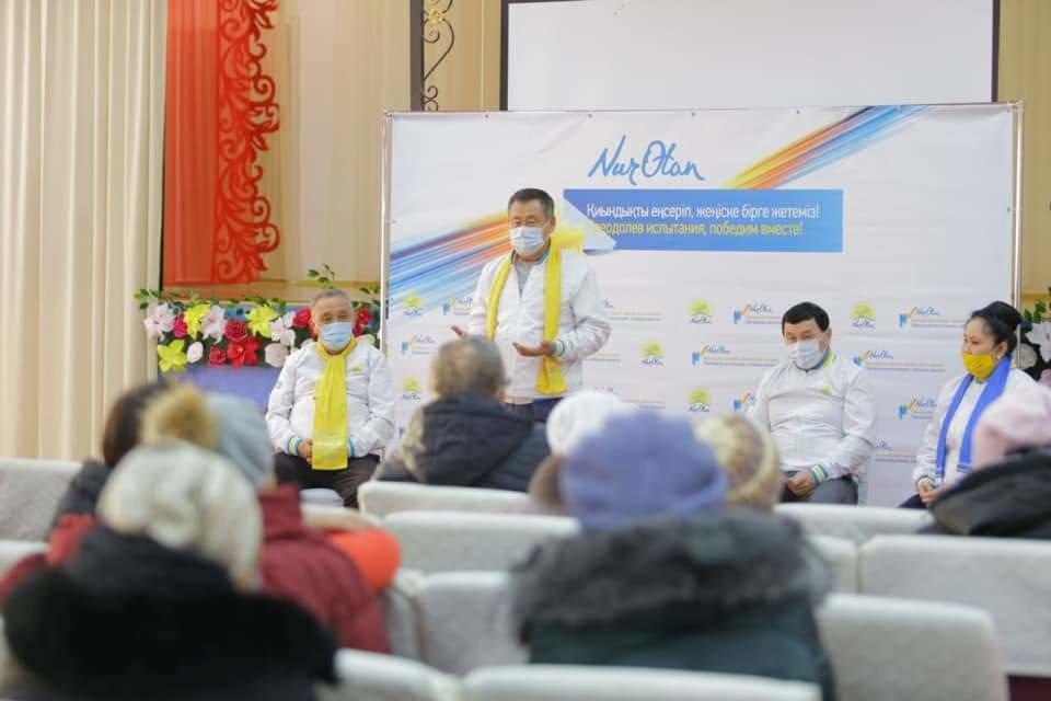 Nur Otan: Улучшим качество дорог, обеспечим качественной питьевой водой, фото-1