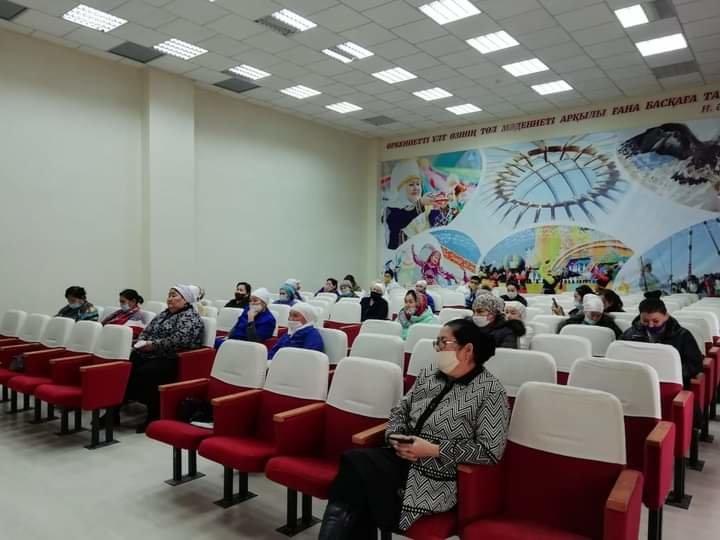 Nur Otan: К 2024 году в селе Саина Шапагатова построят Дом культуры и библиотеку , фото-1