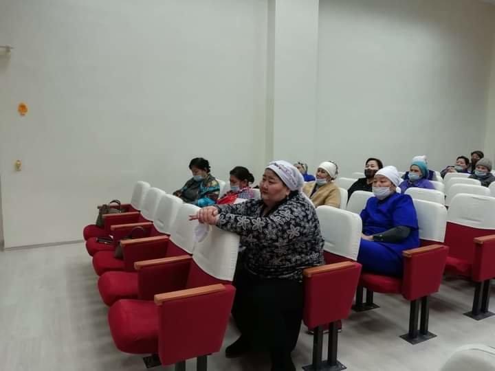Nur Otan: К 2024 году в селе Саина Шапагатова построят Дом культуры и библиотеку , фото-3