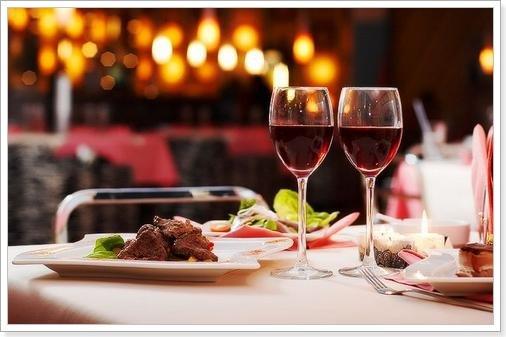 Ужин в Шум Гам баре в Актау