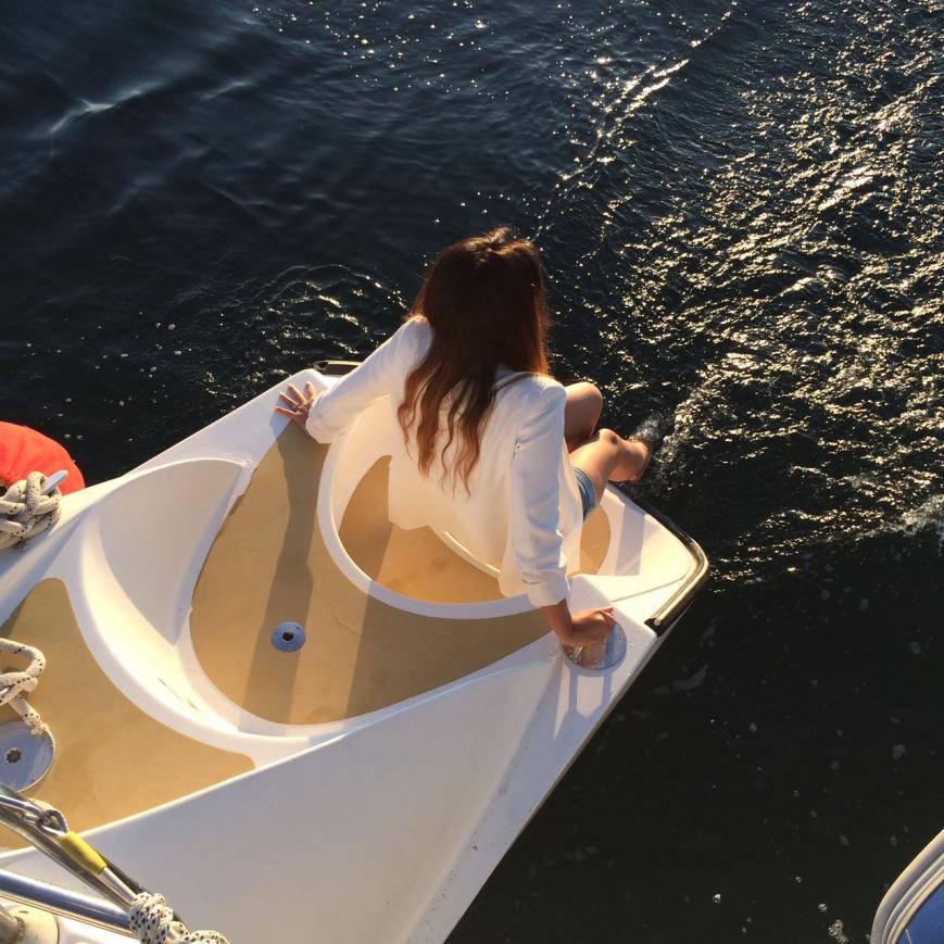 прогулка на яхте Эндевер